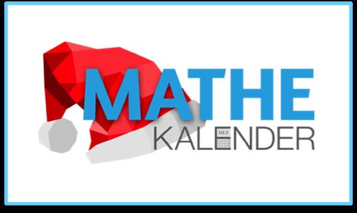 Adventskalender Zahlen Mathe matheon forschungszentrum